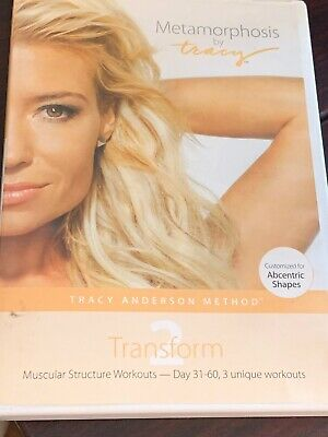 tracy anderson omnicentric 21-30