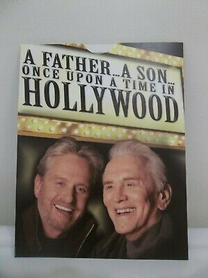 A Father A Son Once Upon A Time In Hollywood Hbo 2006 Fyc Emmy Dvd Kirk Douglas