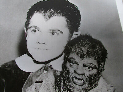 The Munsters Butch Patrick Eddie Munster Signed Photo Real Actual TV Series