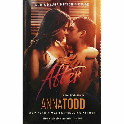 After - Film-Tie In by Anna Todd (Paperback), Fiction Books, Brand New