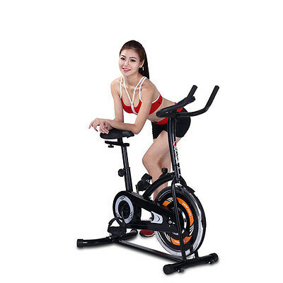MIL Exercise Training Bike Workout Bicycle Indoor Fitness Stationary Cardio Gym