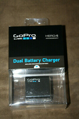 GoPro - Dual Battery Charger for HERO4 - BRAND NEW (gp2)