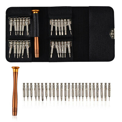 25 in 1 Small Precision Screwdriver Set Repair Torx Fix Tool Set for PC Glass