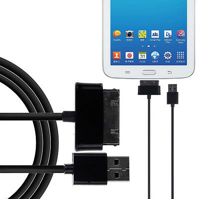 USB Sync Data Charging Cable Cord Charger For Samsung Galaxy Tab 10.1 8.9 7.7 7