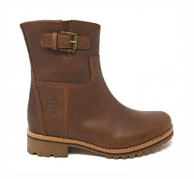 NEW TIMBERLAND WOMEN'S Main Hill Brown Waterproof Tall Boot