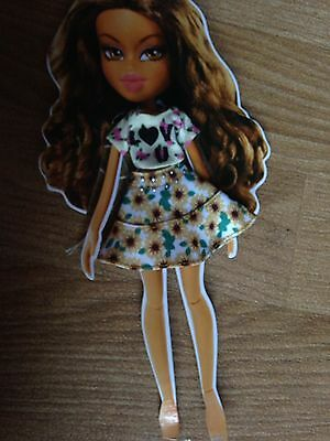 Bratz Outfit Skirt And Top (no Doll)