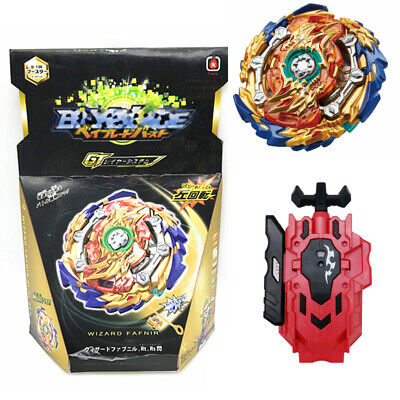 New Beyblade Burst GT B-139 starter Wizard Fafnir Rt Rs With Launcher Toy Gift