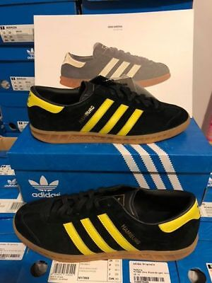 100% authentic 67500 e2eee Adidas Hamburg Oslo Cardiff colourway deadstock uk 9.5 brand new in box