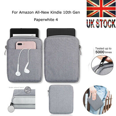 Sleeve Bag Case Cover Pouch For Amazon All New Kindle 10th Gen 2019 Paperwhite 4