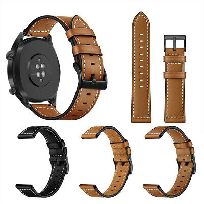 Pulsera Correa De Cuero Reemplaza Para Huawei Watch GT Honor Watch Magic