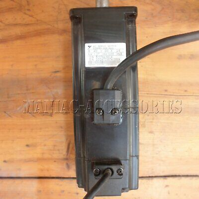 1PC Used Yaskawa servo motor SGMAH-04A1A2C Tested In Good Condition