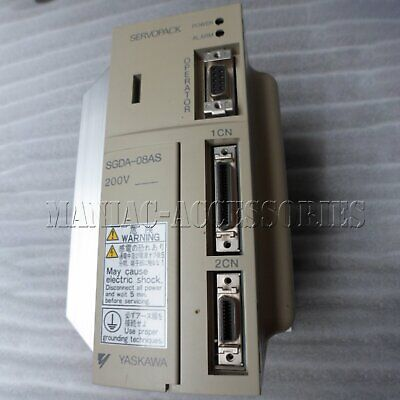 1PC Used Yaskawa servo driver SGD-08AS Tested In Good Condition