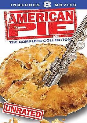 American Pie: The Complete Collection New DVD! Ships Fast!