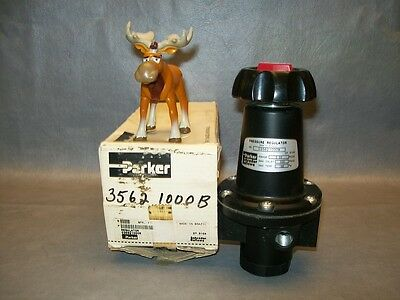 35621000B Pressure Regulator Parker Schrader Bellows