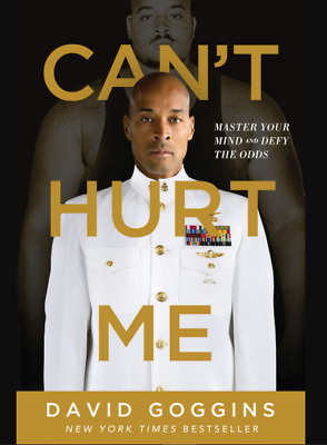 Can't Hurt Me by David Goggins (MP3) Audiobook+bonus(ebo0k) 📧⚡Email Delivery(10