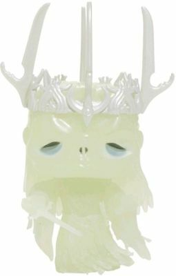 Funko Lord of the Rings - Twilight Ringwraith Glow US Exclusive Pop! Vinyl lotr