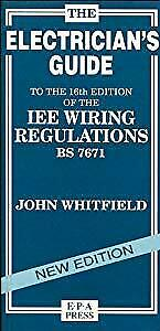 The Electricians Guide to the 16th Edition of the IEE Wiring Regulations, Whitfi
