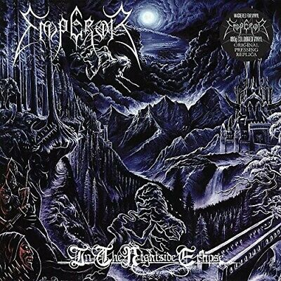 In The Nightside Eclipse - Emperor (CD New)