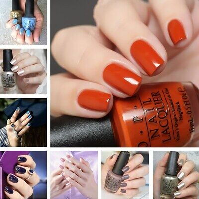OPI Lacquer Nail Polish Collection 135 Colors New Best Sell Series