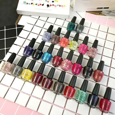 OPI Lacquer Nail Polish Collection 136 Colors * A- E # Series New Hot