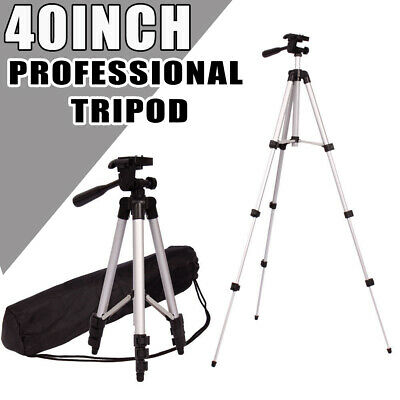 Retractable Projector Tripod Stand Holder Bracket For Camera DV DSLR iPhone
