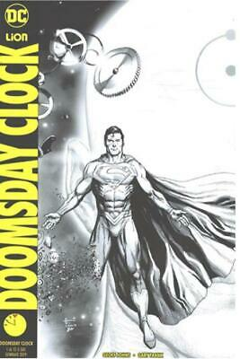 Doomsday Clock N° 1 - Ristampa - DC Multiverse - RW Lion - ITALIANO NUOVO #NSF3