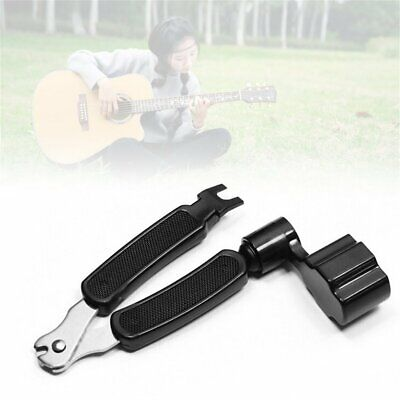 3 in 1 Guitar String Forceps Planet Waves String Winder And Cutter Pin Puller FL
