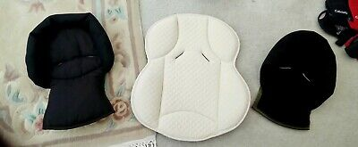 Various -  will fit maxi Cosi pebble /cabriofix head & back support -3 available