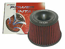 Apexi Style Universal Intake Air Filter Kit AP1 AP2 S2000 S13 S14 Skyline Red