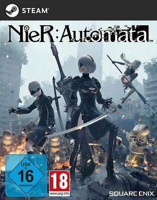 NieR:Automata™ Game of the YoRHa Edition Pc Not Key Steam