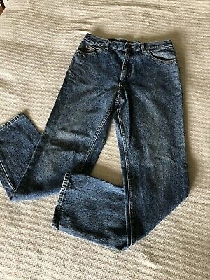 2710dd77 MENS VINTAGE LEE Riders Jeans 42x32 (Actual 40x32) USA 200-0189 ...