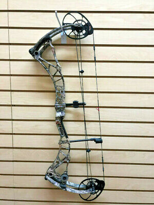 BOWTECH REALM RIGHT Hand Black tactical 40-50 LBS Compound