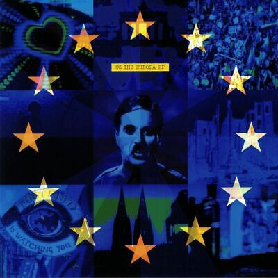 "U2 - The Europa EP (Record Store Day 2019) - Vinyl (12"")"