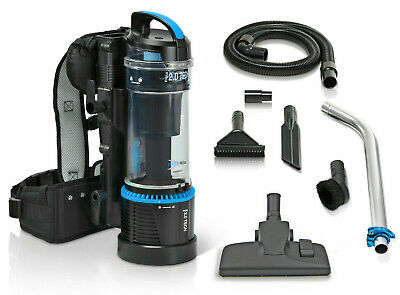 2019 1HR Prolux 2.0 Cordless Bagless Backpack Vacuum with Lithium Ion Battery
