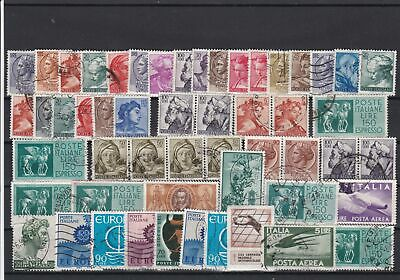Italy Used Stamps ref 23065