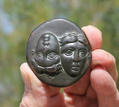 CR, Medaille; Istros, ancient Greek colony, Danube, Romania, drachm, 165/500