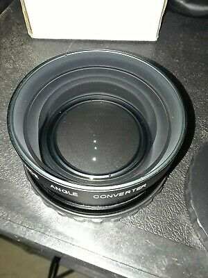 Century Optics Panasonic Wide Angle Converter Lens
