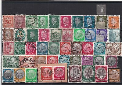 germany mixed stamps ref 16262