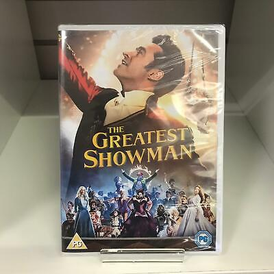 The Greatest Showman DVD (2018) - New and Sealed