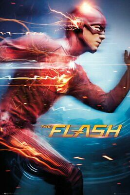 THE FLASH  - OFFICIAL POSTER from the TV Show, Size 24x36