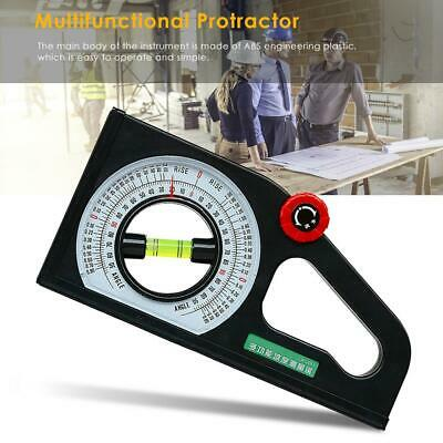 Multifunctional Protractor Finder Slope Scale Angle Level Measuring Instrument