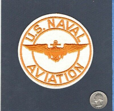 US NAVAL AVIATION Naval Aviator Wing US NAVY Squadron Jacket Patch