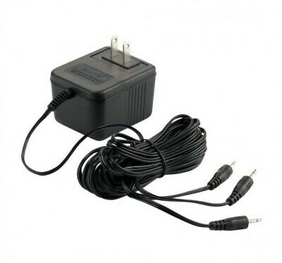 Dept 56 AC/DC Adapter Black #4035316 BRAND NEW Free Shipping
