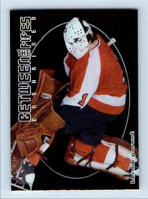 2001-02 Between The Pipes Enshined Bernie Parent #138
