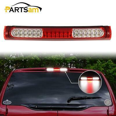 Red Lens LED Rear Cab Top 3rd Brake Cargo Light for Ford F-150 97-03 04 Heritage
