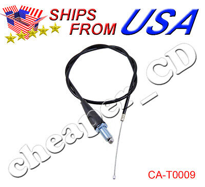 "35"" Throttle Cable 50cc 70cc 90cc 110cc 125cc Dirt Pit Bike SCG SSR ROKETA"