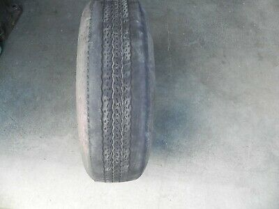1960s-70s GM CORVETTE 4 TIRES 8-15/15 STAMPED K18 STEEL RIMS KELSEY HAYES NICE