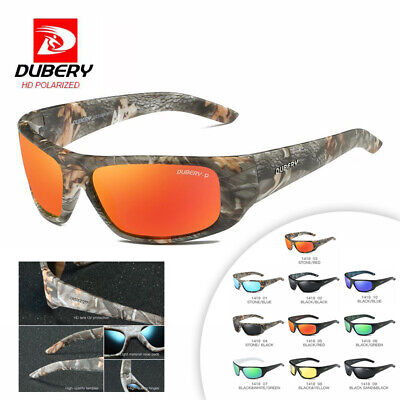 Men Polarized Sunglasses UV Protection Glasses Outdoor Driving Sports Eyewear
