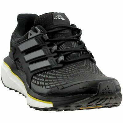 huge discount aed2e 6d8f8 adidas Energy Boost Running Shoes - Black - Mens