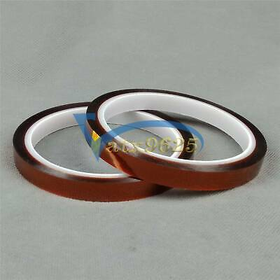 33M 3mm-15mm 110ft High Temperature Heat Resistant Polyimide Kapton Tape